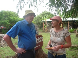 Chatting with Thor Heyerdahl jnr