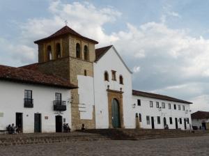 Iglesia Parroquial De Villa de Leyva