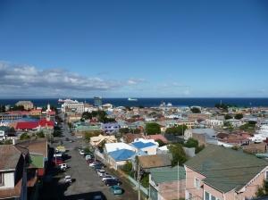 Puntas Arenas - the Windy City!