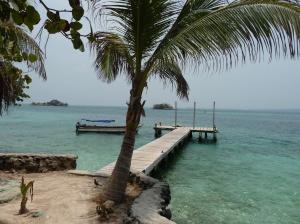 Isla del Pirata - Rosario archipelago