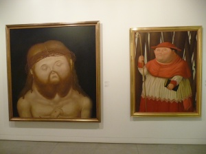Some more Botero in Museo Antioquia