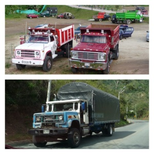 I do like these trucks - it's in my blood