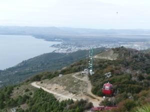 Bariloche from Cerro Otto