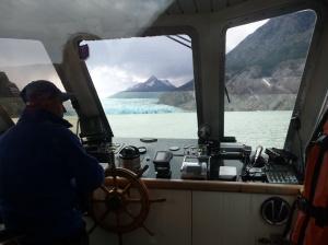 Glacier Grey in sight.