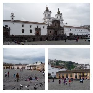 San Fransisco church and convent, Quito