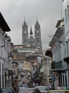 The Basilica, Quito