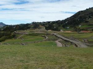 Ingapirca archeological site