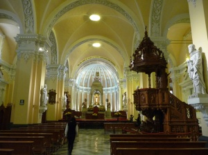 The Cathedral, Arequipa