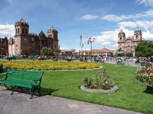 Back to Cusco for the last time