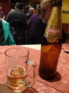 Farewell Peru