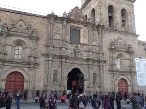 San Fransisco Church, La Paz