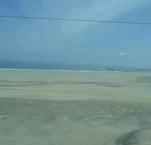 The journey to Lima