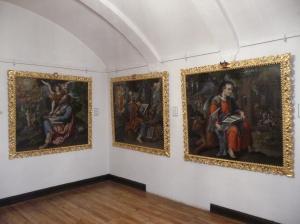 works by Melchor Pérez Hoguín