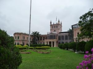 Presidential Palace under renovation
