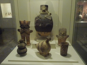 Collections from the Larco Herrera Museo