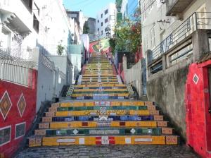 Selarón's Steps