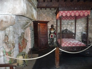 Bedroom of Betrand du Guesclin