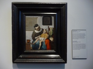 The sick child, Gabriel Metsu