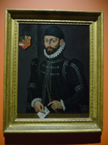 Portrait of William of Orange