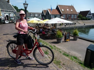 A quick stop in Marken (Waterland)