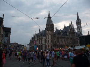Ghent livens up for the Gentse Festeen