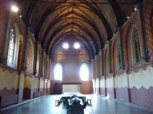 The Abbey refectory