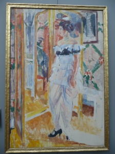 Portrait of Mrs Giroux, Rik Wouters