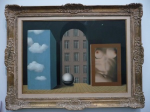L'Attentat (The assault), René Magritte