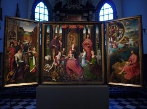 Altarpiece of John the Evangelist and John the Baptist