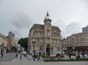 Former Curitiba Municipal Hall