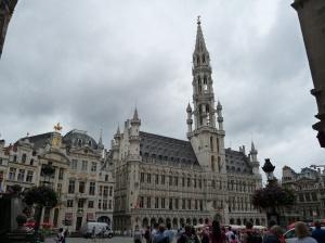 Stadhuis, Brussels