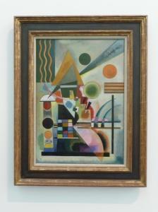 Swinging 1925, Wassily Kandinsky