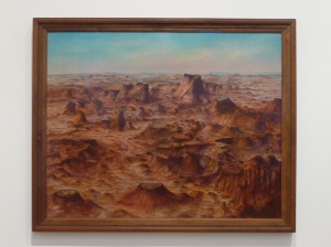 Finished with our own Sidney Nolan - Inland Australia