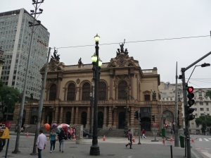 Sao Paolo Theatre