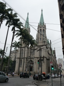 Catedral Metropolitana de Sao Paolo