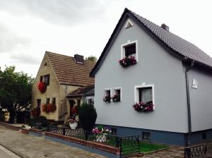 My pretty little village.