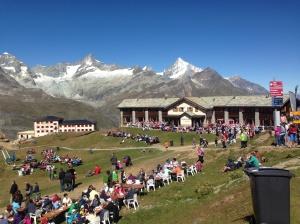 Schwing Festival underway
