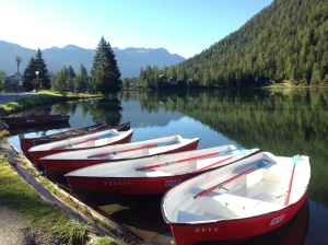 Farewell Lac Champex