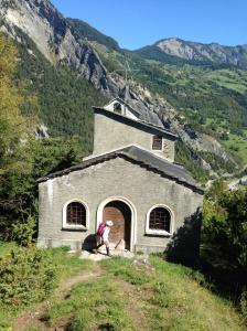 St Jean's Chapel